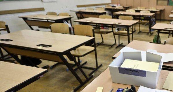 Die Schulen in Wien-Favoriten wurden evakuiert.