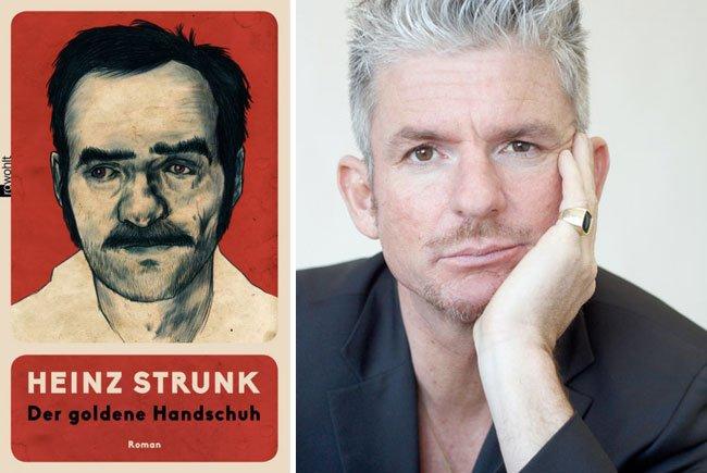 Humorist Heinz Strunk hat einen Roman über den Frauenmörder Fritz Honka geschrieben