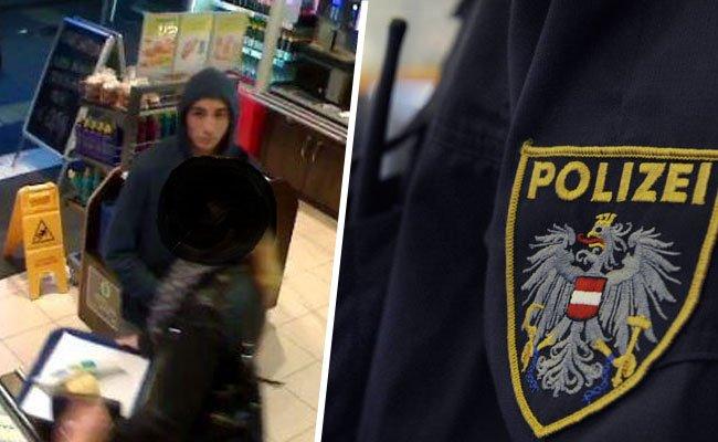 Nach diesem Mann sucht die Polizei.