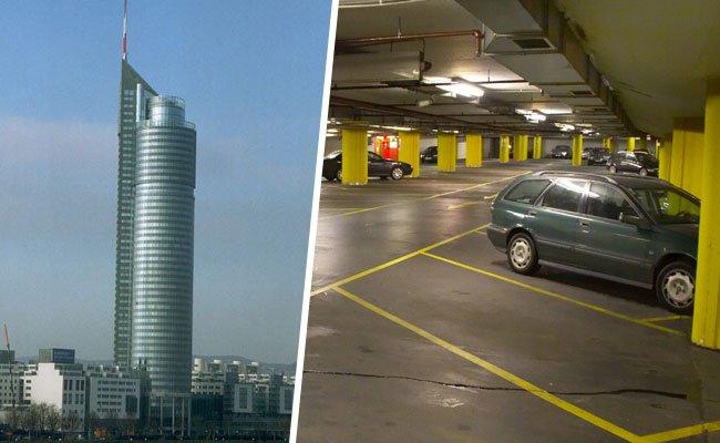 Bei der Millennium City gibt es kostenlose und günstige Parkplätze.