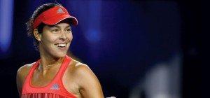 So sexy sind die Tennis-Stars privat!