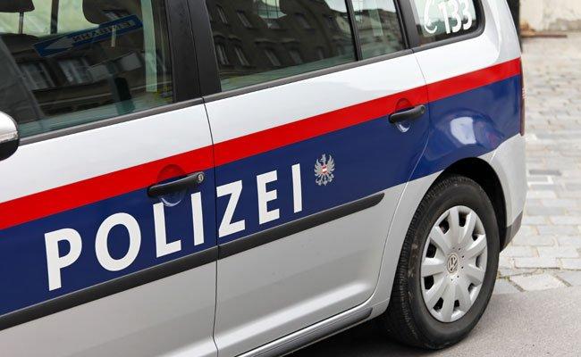 Die Polizei konnte die Hausbesetzung in Wien-Favoriten friedlich beenden.