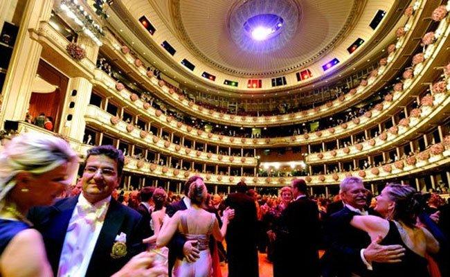 Der Wiener Opernball 2016 in Bildern.