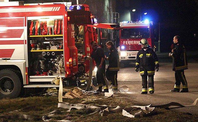 Die Feuerwehr konnte den Brand löschen - die Ursache ist noch unklar.