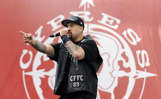 Rapper B-Real und seine Mannen von Cypress Hill sind mit dabei.
