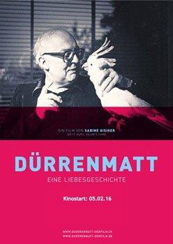 Dürrenmatt – Eine Liebesgeschichte – Trailer und Kritik zum Film