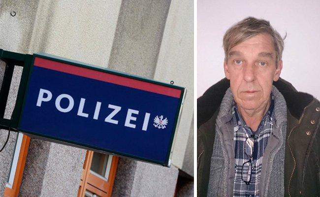 Opfer dieses mutmaßlichen Betrügers sucht die Wiener Polizei.