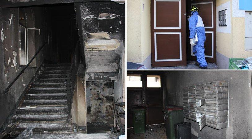 """31 Verletzte bei Brand: """"Alle haben geschrien – es war eine Horrorshow"""""""