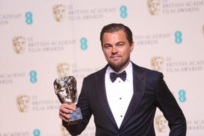Noch eine Auszeichnung für Leonardo DiCaprio.