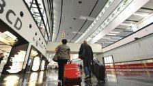 Flughafen verbuchte im Jänner Passagierplus