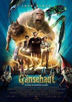 Gänsehaut – Trailer und Kritik zum Film