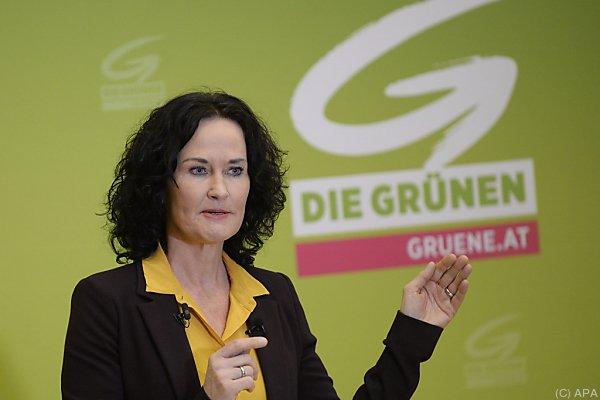 Grünen-Chefin Glawischnig will Frauen und Jüngeren helfen