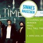 """""""Sinnes Rauschen"""": Steaming Satellites und Avec live im Haus der Musik"""