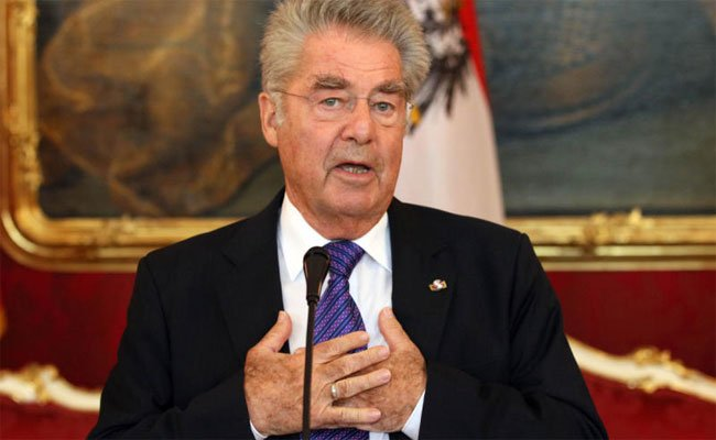 Heinz Fischer bekräftigt Unterstützung für das Abdullah-Zentrum in Wien