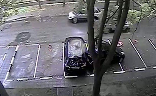 Dieser Ausparker hat den Dreh raus.