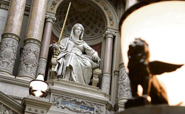 """Das Landesgericht Wiener Neustadt traf die Entscheidung nach einem """"Shitstorm"""" auf eine Richterin."""