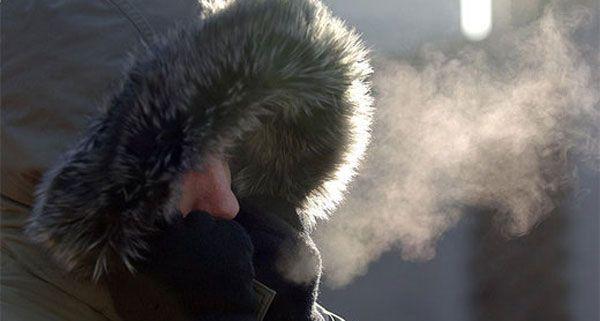 Eine Kaltfront bringt ungemütliche Temperaturen