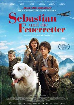Sebastian und die Feuerretter – Trailer und Informationen zum Film