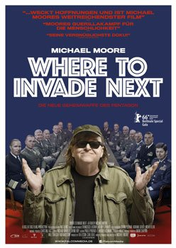 Where To Invade Next – Trailer und Kritik zum Film