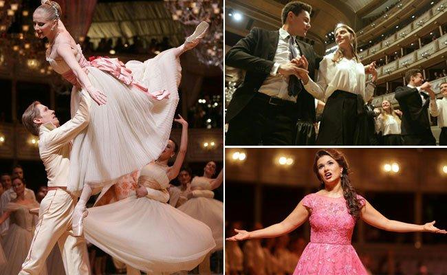 Der Wiener Opernbal findet zum 60. Mal statt