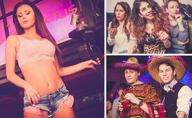 Party! Party! Party! hieß es wieder am vergangenen Wochenende