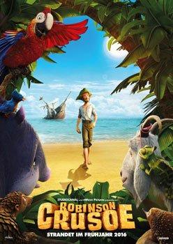 Robinson Crusoe – Trailer und Kritik zum Film