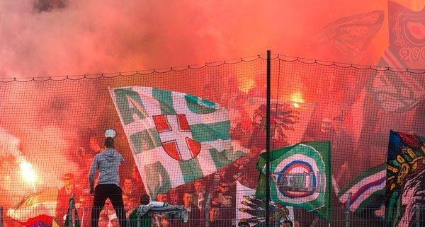 100 Anzeigen: 316. Wiener Derby hat Nachspiel