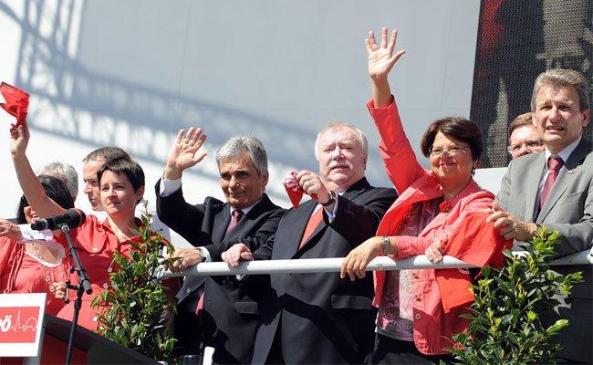 Über die Position der roten Wiener Stadtpartei.