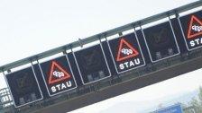 Stauwarnungen an diesem Wochenende