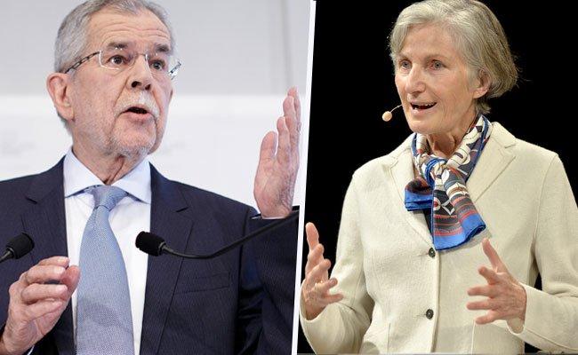BP-Wahl: Neuer Schlagabtausch Van der Bellen-FPÖ
