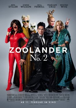 Zoolander 2 – Kritik und Trailer zum Film