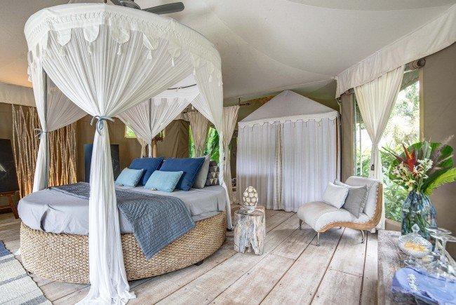 Die 6 schönsten Camping-Hotels weltweit