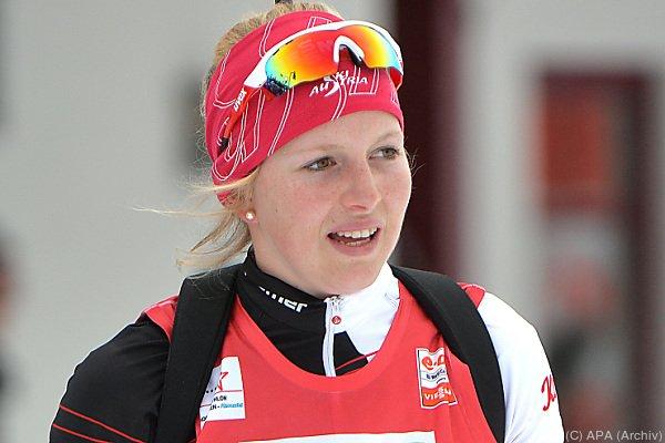Lisa Hauser ist unter den vier Nominierten