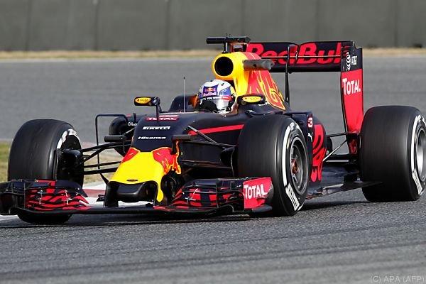 Ricciardo und Red Bull haben heuer viel vor