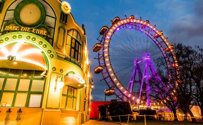 Der Wiener Prater feiert 2016 sein 250-jähriges Bestehen.