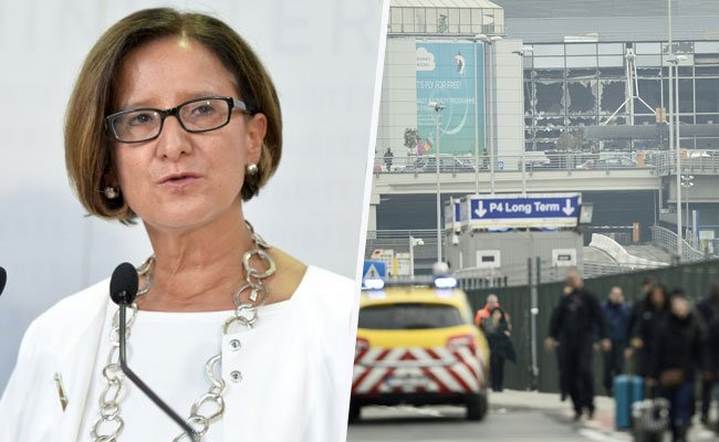 Brüssel-Terror - Für Mikl-Leitner kein Anlass für Panik