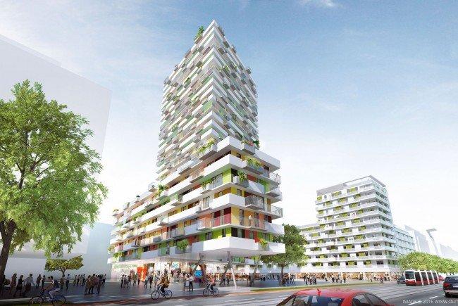 Neues Wohnprojekt in Wien 20