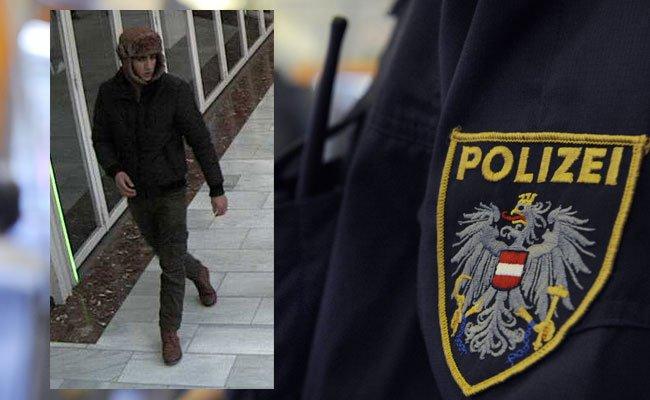 Die Polizei sucht diesen Mann.