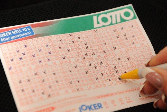 """Ein Wiener erriet im Lotto die """"sechs Richtigen""""."""