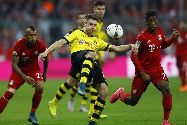 In Dortmund fordert die Borussia Branchen-Primus Bayern München.