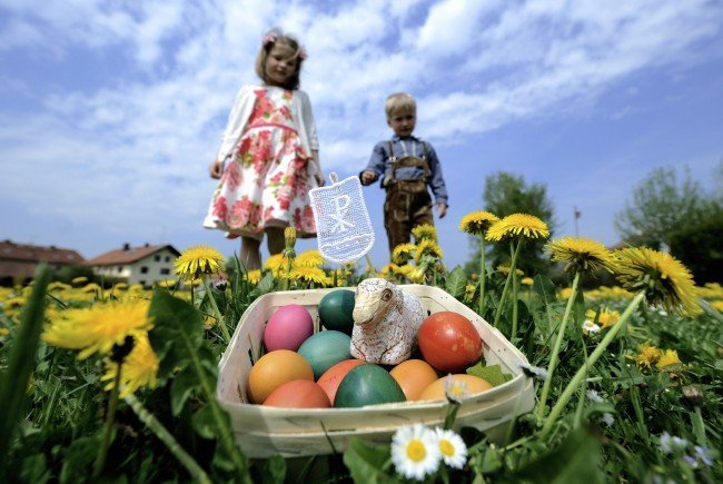 Manner lädt zum Kinder-Osterfest im März.