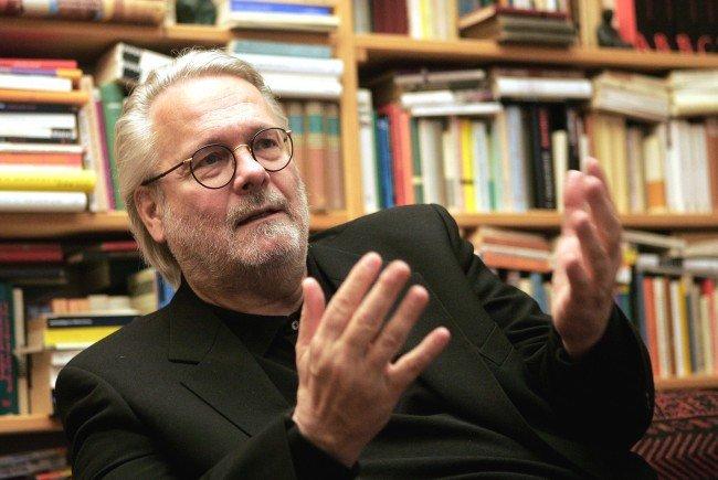 Preisträger Gerhard Roth.