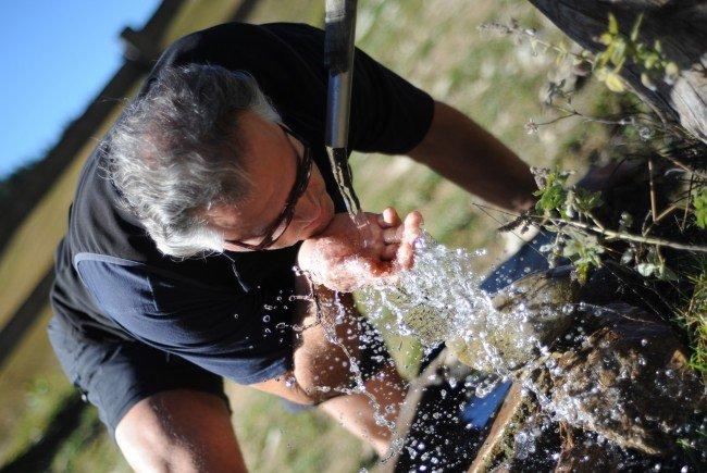 Weltwassertag - MedUni entwickelte Prüfverfahren für Trinkwasser