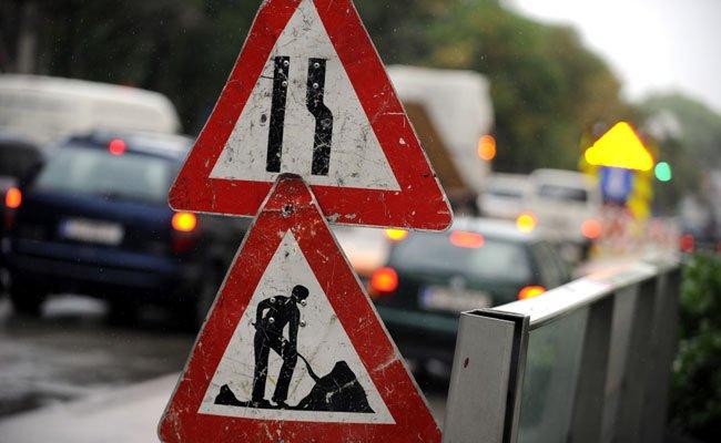 12. Bezirk: Straßenbauarbeiten in Altmannsdorfer Straße und Breitenfurter Straße