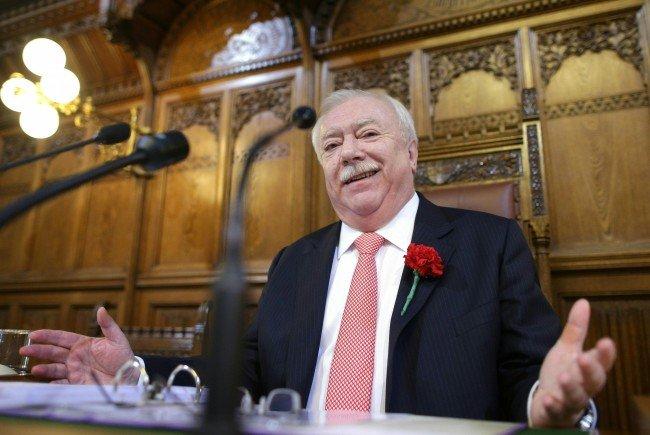 Bürgermeister Michael Häupl (SPÖ).