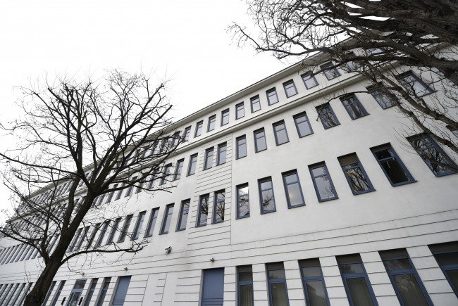 Das Flüchtlingsquartier Ziedlergasse in Wien-Liesging.