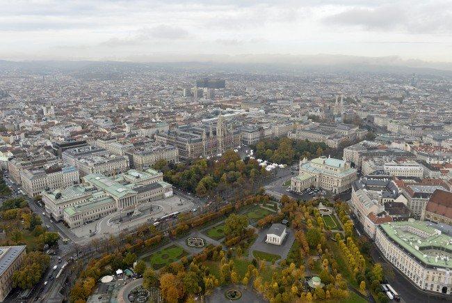 Wien ist supersicher