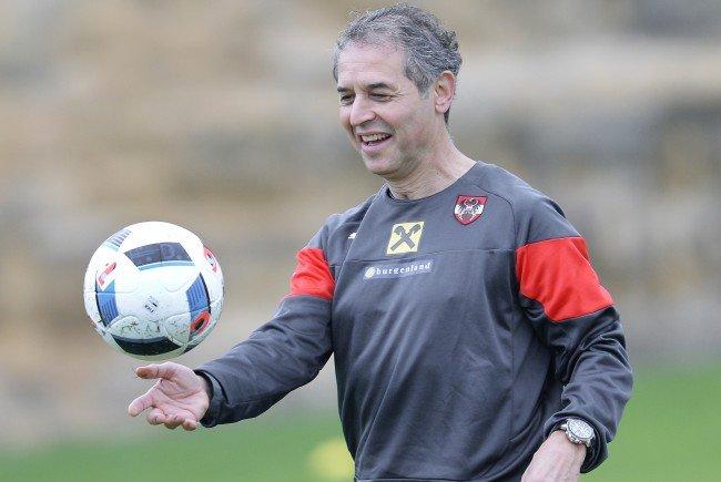 Marcel Koller verlängerte seinen Vertrag als ÖFB-Teamchef um zwei Jahre.