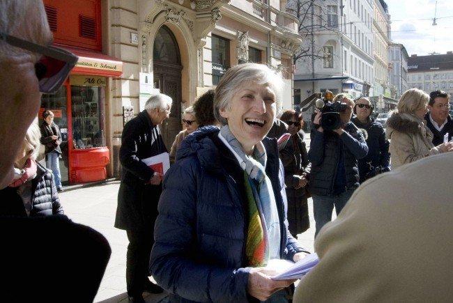 Irmgard Griss wirbt per Brief an Schulen um Unterstützung.