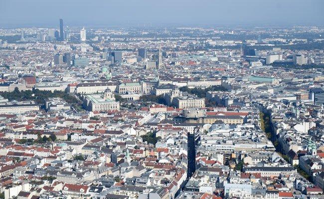 Auch in Wien gab es am Montag eine Demo von Bankangestellten.